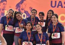 Expertos deportistas triunfan en el Medio Maratón Atlético Universitario
