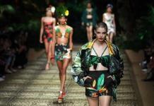 Dolce&Gabbana llevan el estampado animal al extremo con su jungla