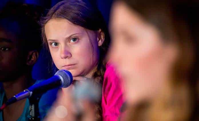 No nos manifestamos para tener atención: Greta Thunberg