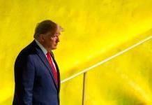 Washington se enfoca en caso de juicio político contra Trump