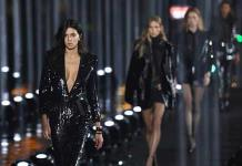 Saint Laurent bohemio y setentero
