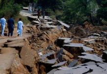 Pakistán envía ayuda a zona afectada por terremoto