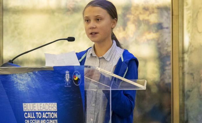 Nada ha cambiado tras un año de huelgas climáticas: Greta Thunberg