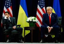 Trump presionaba a Ucrania para que investigara a Biden desde antes de la polémica llamada