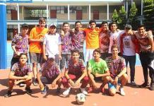 Alumnos del Instituto Potosino demuestran habilidad en el Torneo Patrio
