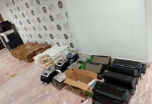 Ejército asegura 209 kilos de cocaína y detiene a tres