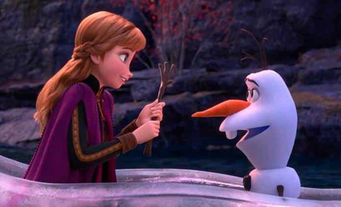 Frozen 2 apunta a dejar helada la taquilla con un impresionante debut