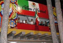 Fiesta mexicana en el Lomas Racquet Club