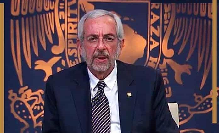 Reeligen a Enrique Graue como rector de la UNAM