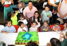 Rafael Nava Castro festejó otro año de vida