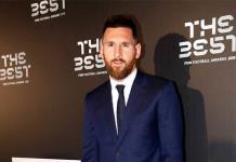Messi se estrena en el mundo de la moda