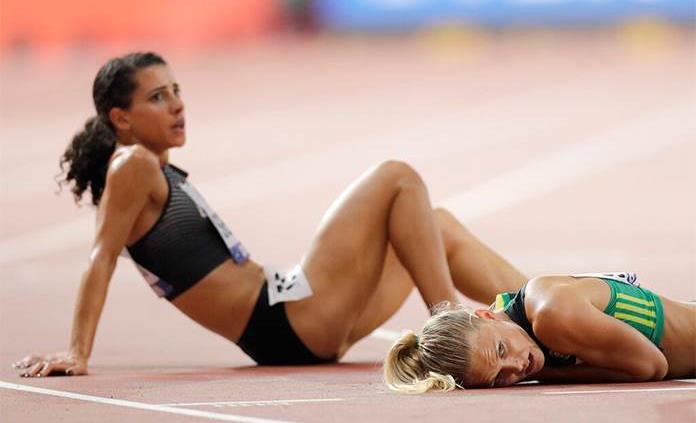 Una píldora para analizar efecto del calor en el atletismo