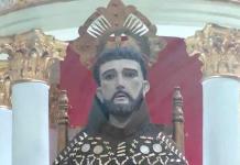 Mañana, peregrinación en honor a San Fco.