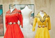 Muestra reúne diseños de la mexicana que vistió a primeras damas de EE.UU.