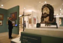 Gigantesca exposición de mil 521 piezas exhibe en el Soumaya veinte siglos de arte