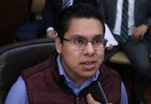 Reconoce Edson Quintanar a Mónica Rangel como candidata de Morena