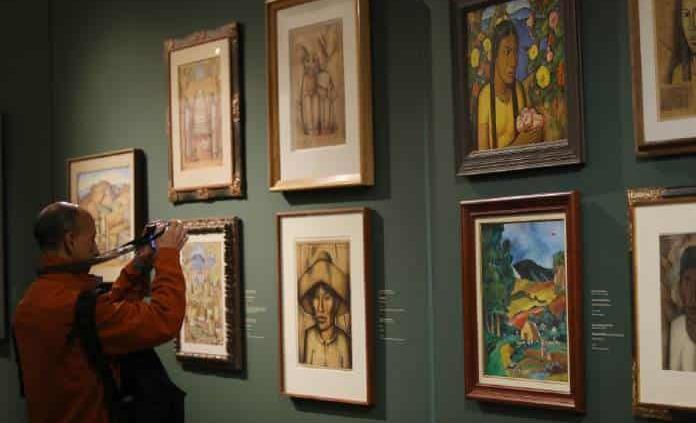 México exhibe 20 siglos de arte