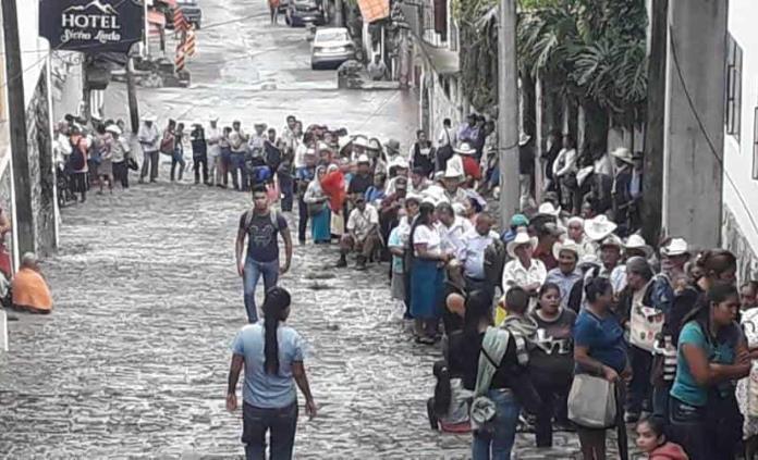 Complica la Federación entrega de apoyos a adultos mayores en Xilitla