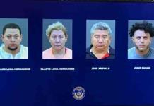 Rescatan a mujeres de burdel en Baltimore; arrestan a cuatro latinos
