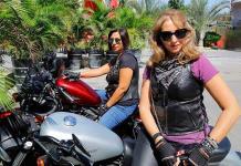 Una Harley Davidson para desafiar al machismo en Egipto