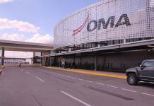 Aún ampliado, tiene aeropuerto mínima alza de pasajeros