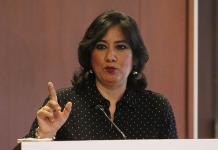 SFP niega gato encerrado en conferencia sobre corrupción