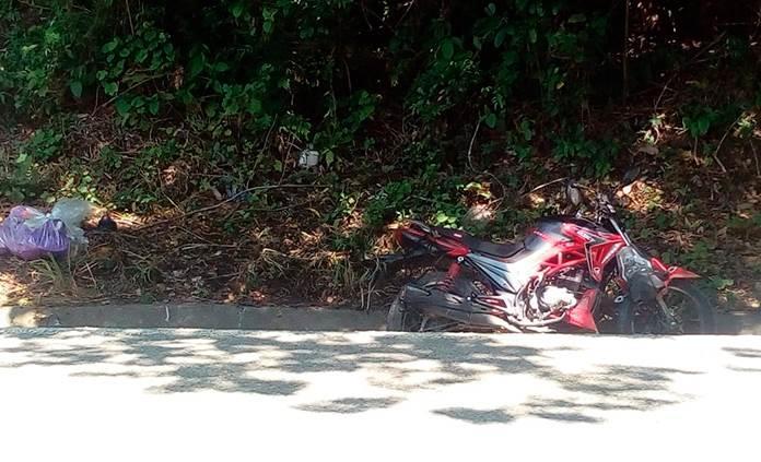 Aparatoso accidente deja como saldo un lesionado