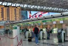 Alitalia cancela más de 200 vuelos por una huelga de 24 horas