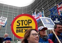 La negociación del brexit entre UE y Reino Unido seguirá el fin de semana