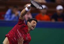 Novak Djokovic comienza defensa del Masters de Shanghai con triunfo