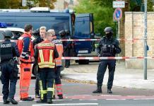 El Gobierno alemán califica de atentado el ataque a una sinagoga en Halle