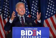 Biden acusa a Trump de traicionar a EEUU al retirar sus tropas de Siria