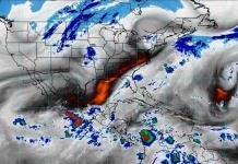 Prevén descenso de temperaturas en noreste, oriente y centro de México