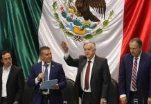Comparece Manuel Bartlett en San Lázaro por Primer Informe de AMLO