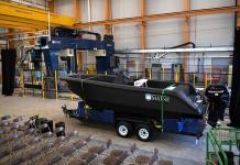 Universidad de Maine presenta el objeto impreso más grande del mundo
