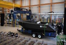 Crean en 3D barco capaz de navegar