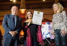 UASLP reconoce trayectoria artística de Diana Bracho