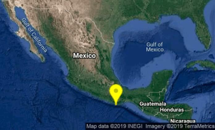Confirman que no hay daños por sismo de 5 grados en Oaxaca