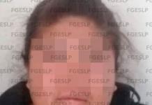 Guardó mercancía robada a un primo; fue detenida