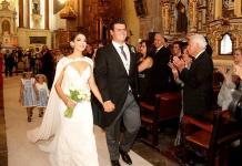 Sofía Álvarez Velázquez y Mauricio Labastida Hernández unen sus vidas por amor