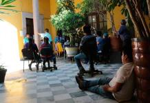 Representantes de comunidades indígenas toman instalaciones del Indepi; se dicen excluidos
