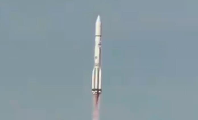 Rusia coloca en órbita satélites de Europa y EUA