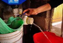 Propone CEA 15% de alza a tarifas del agua