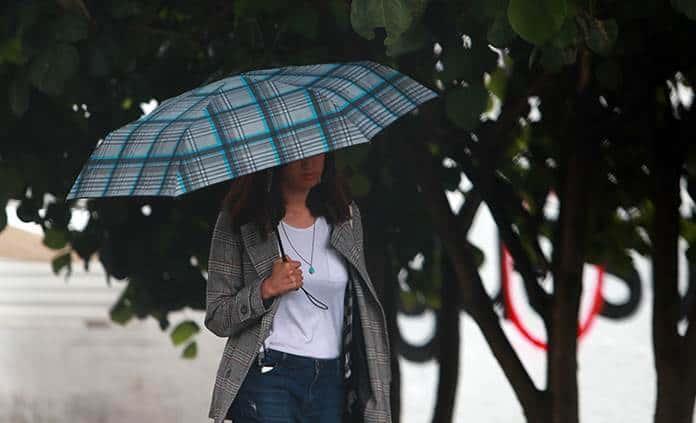 Se pronostican lluvias en SLP y otras entidades del país durante las próximas horas