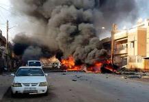 Explota un coche bomba en ciudad siria en medio de ofensiva turca