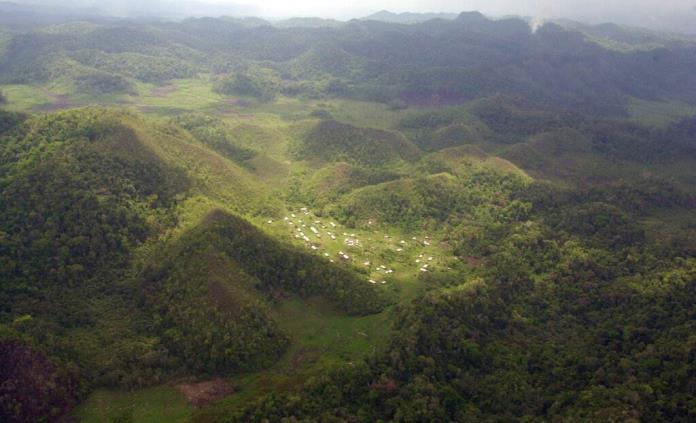 Lacandones libran batalla por selva en Chiapas