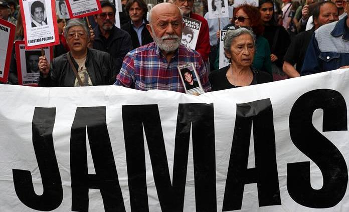Familiares de víctimas chilenas exigen que no se libere a condenados por crímenes de lesa humanidad