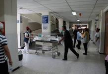 Joven baleado ingresa grave al Hospital Central