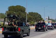 Abaten a sujeto armado tras ataque a policías de Coahuila