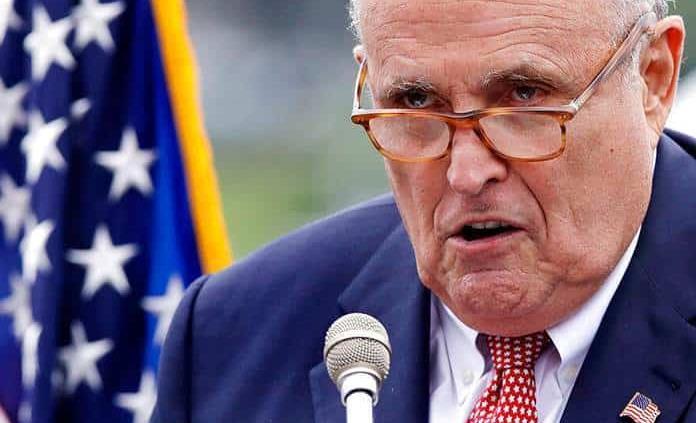 Giuliani, el abogado de Trump, es investigado por sus gestiones en Ucrania